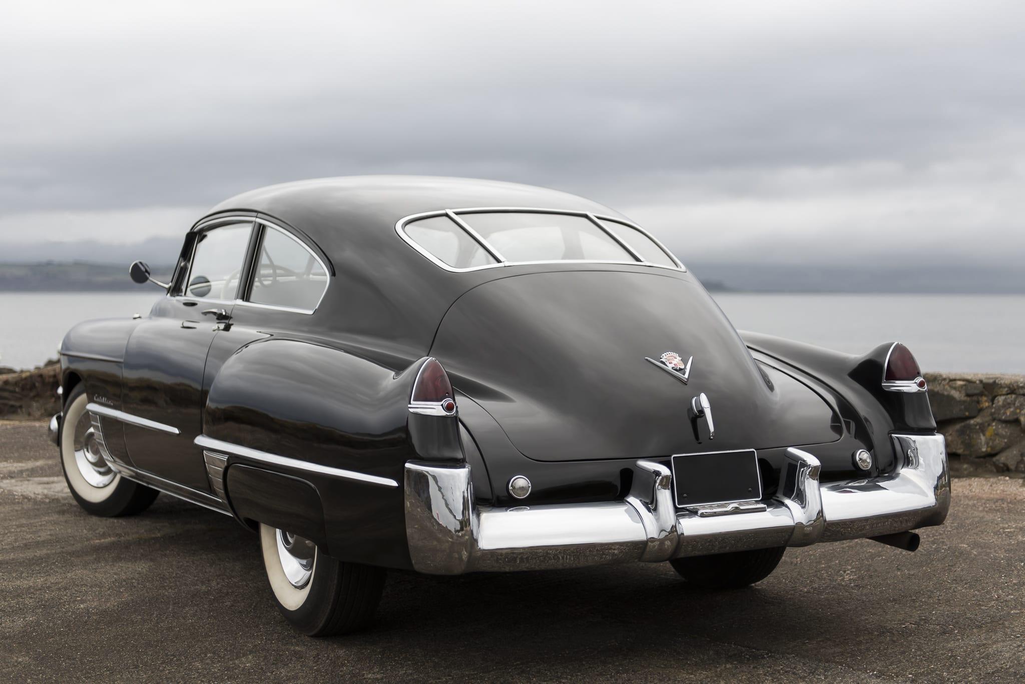 1949 cadillac series 62 for 1949 cadillac 4 door sedan