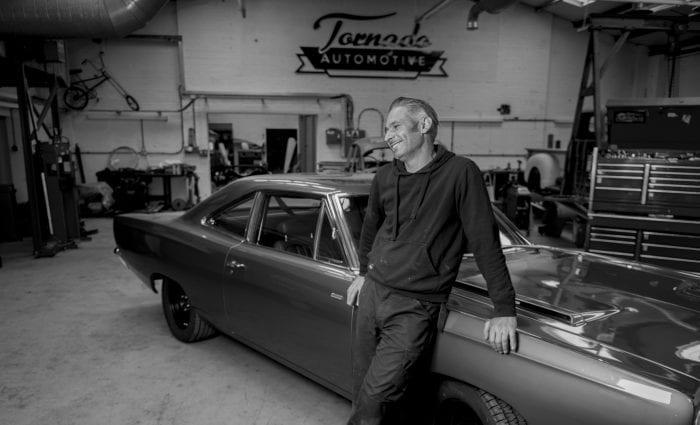 Tornado Automotive American Classic Cars Car Restoration
